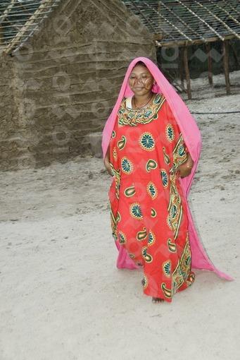 Mujer Wayúu Guajira/ Woman Wayúu, Guajira