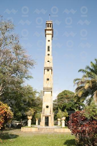 Obelisco Faro Monumento Alejandro Cabal Pombo,Buga