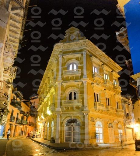 Edificio Rafael del Castillo,Cartagena