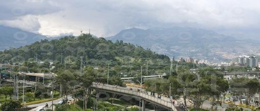 Cerro Nutibara,Medellín,Antioquia - Nutibara Hill,Medellín,Antioquia