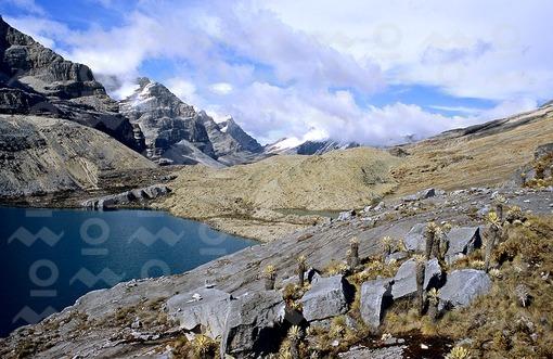 Sierra Nevada del Cocuy-Boyaca (Colombia)