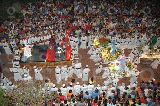 Jueves Santo Semana Santa, Tolú