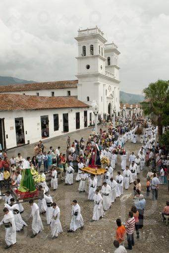 Semana Santa,Giron,Santader