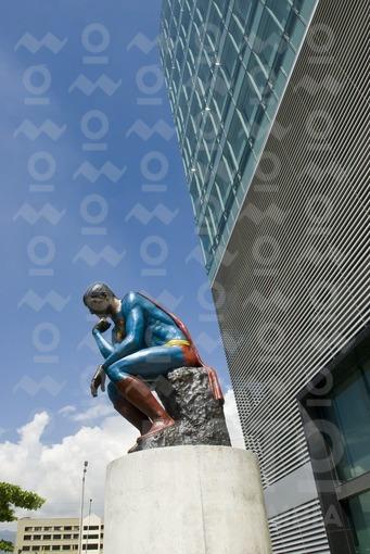 Escultura Nadín Ospina,Medellín