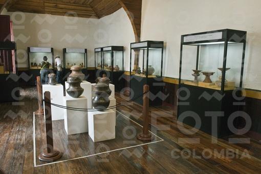 Museo Arqueológico del Suroeste,Jericó,Antioquia / Southwest Archaeological Museum, Jericho, Antioqu
