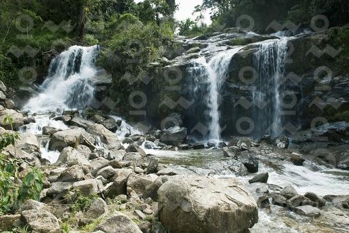Cascada del Matasano,Concepción,La Concha,Antioquia / Matasano Waterfall, Concepción, La Concha, Ant