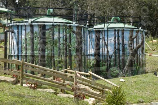 Acueducto,Parque Arví,Santa Elena,Antioquia / Aqueduct, Park Arví,Santa Elena,Antioquia