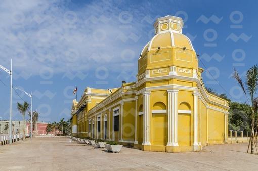 Complejo Cultural de la Antigua Aduana,Barranquilla / Cultural Complex of Old Customs,Barranquilla