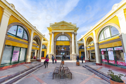 Centro Cívico y Comercial Plaza Real,Tunja,Boyacá / Civic and Commercial Center Plaza Real,Tunja,Boyacá