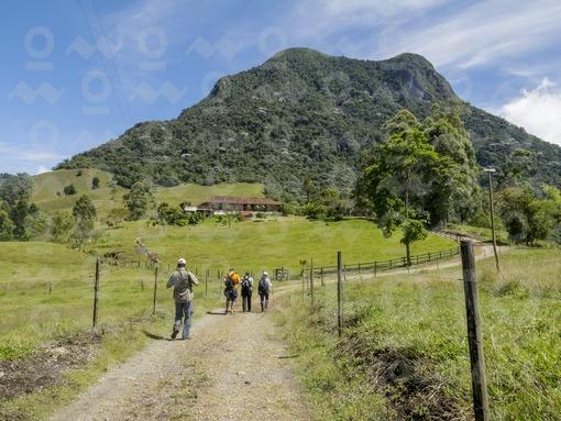 Cerro Bravo,Fredonia,Antioquia / Bravo Hill,Fredonia,Antioquia