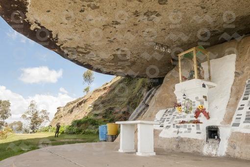 Piedra del Marial,Santuario,Antioquia /Marial Stone,Santuario,Antioquia