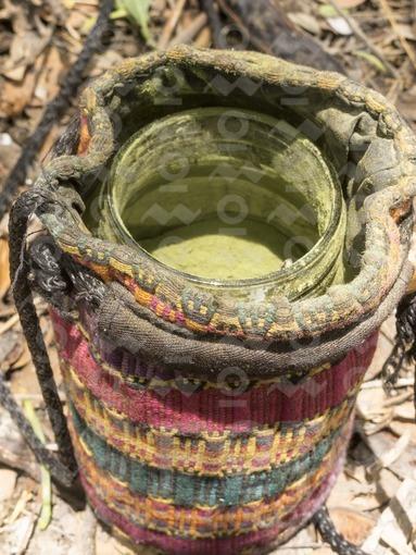 Mambe,Polvo de coca / Mambe,Coca powder