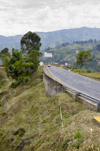 Puente Helicoidal,Dosquebradas-Santa Rosa,Risaralda / Helical Bridge,Dosquebradas-Santa Rosa,Risaralda