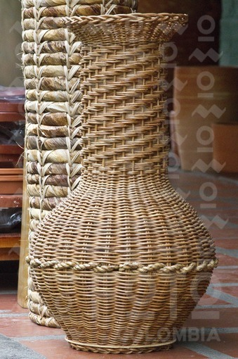 Canastos de mimbre / Wicker baskets