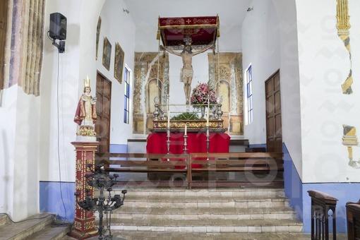 Figura Religiosa,Iglesia la Ermita,Popayán,Cauca / Religious figure,Ermita Church,Popayan,Cauca