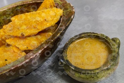 Empanadas de Pipian,Cauca / Pipian patty,Cauca