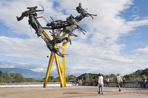 Monumento a La Gaitana,Neiva,Huila / La Gaitana monument,Neiva,Huila