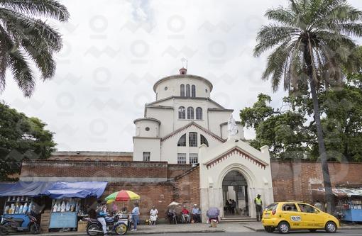 Convento La Milagrosa,Santiago de Cali,Valle del Cauca / La Milagrosa convent,Santiago de Cali,Valle del Cauca