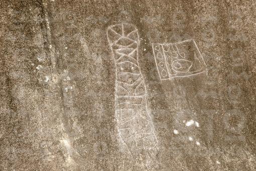 Petroglifos indigenas,Támesis,Antioquia / Indian petroglyphs,Támesis,Antioquia