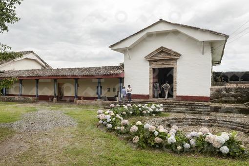 Hacienda Antón Moreno,Popayán,Cauca / Anton Moreno farm,Popayán,Cauca