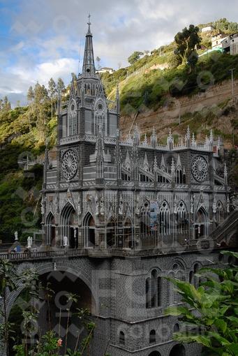 Catedral de las Lajas 1