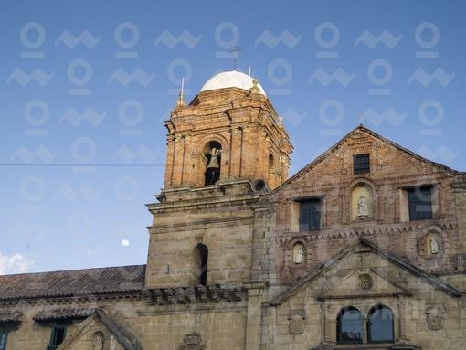 Basílica menor de nuestra señora del Monguí,Boyacá / Minor Basilica of Our Lady of Monguí,Boyacá
