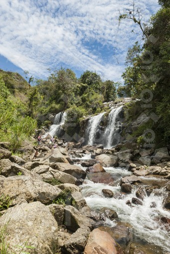Cascadas de Matasano,Concepción,Antioquia / Waterfalls Matasano,Concepción,Antioquia