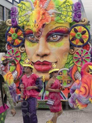 Carnaval de Negros y Blancos,Pasto,Nariño / Blacks and Whites Carnival,Pasto,Nariño