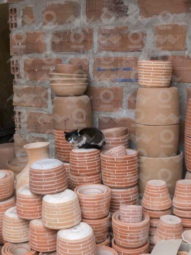 Fábrica de Materas,El Carmen de Viboral,Antioquia / Pots Factory,El Carmen de Viboral,Antioquia