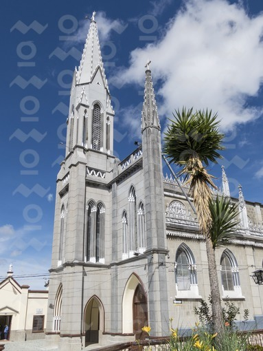 Templo Parroquial Nuestra señora del Carmen,Sonsón,Antioquia / Our Lady of Carmen Parish Church,Sonsón,Antioquia