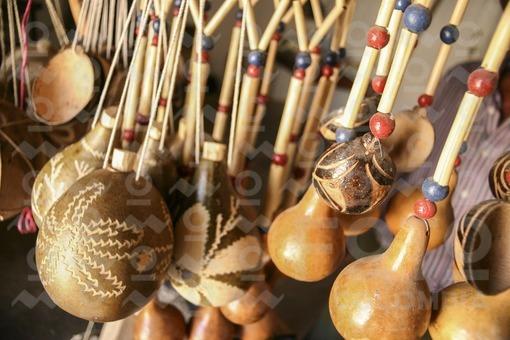 Artesanías de Totumo,Guane,Santander / Crafts Totumo,Guane,Santander