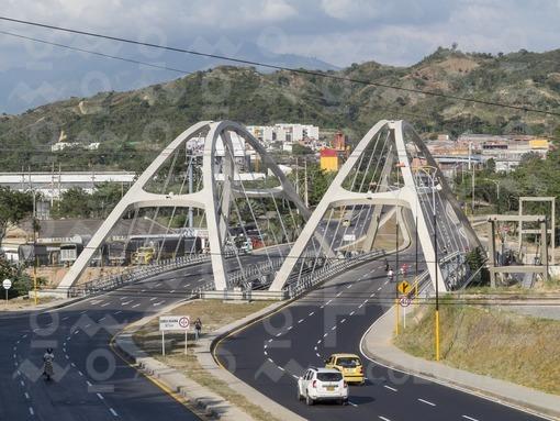 Puente Flandes,Girón,Santander / Flandes bridge,Giron,Santander