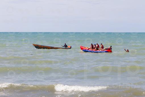 Banana,Deportes náuticos en Coveñas,Sucre / Banana,Water sports in Coveñas,Sucre