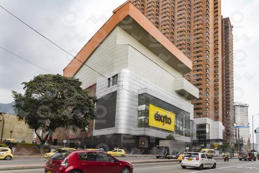 Centro Comercial San Martín,Bogotá / San Martín Shopping Center,Bogotá