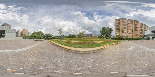 Ciudad del Río Medellín - 360 grados