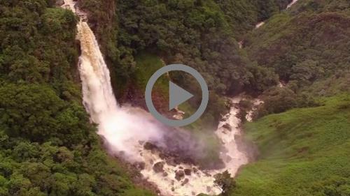 Salto del Buey, La Ceja-Abejorral