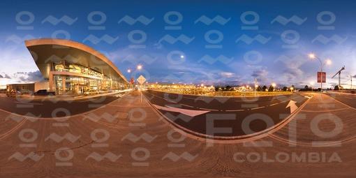 Aeropuerto El Dorado 360, Bogotá